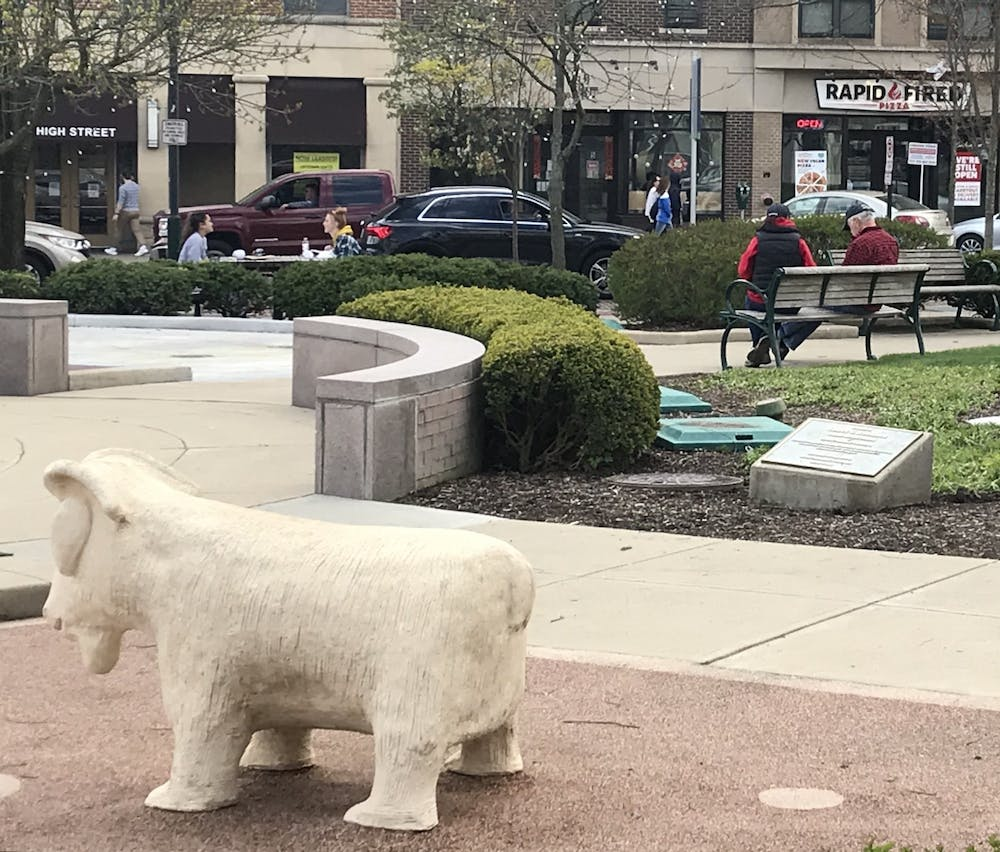 <p>As off-campus students begin to return to Oxford, Uptown businesses are hoping to see an increase in sales and a break from the COVID-19 economic struggles.</p>