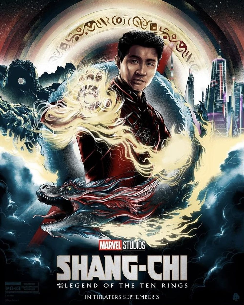 <p>&quot;Shang-Chi and the Legend of the Ten Rings&quot; is the second movie out of Phase 4 of Marvel.</p>