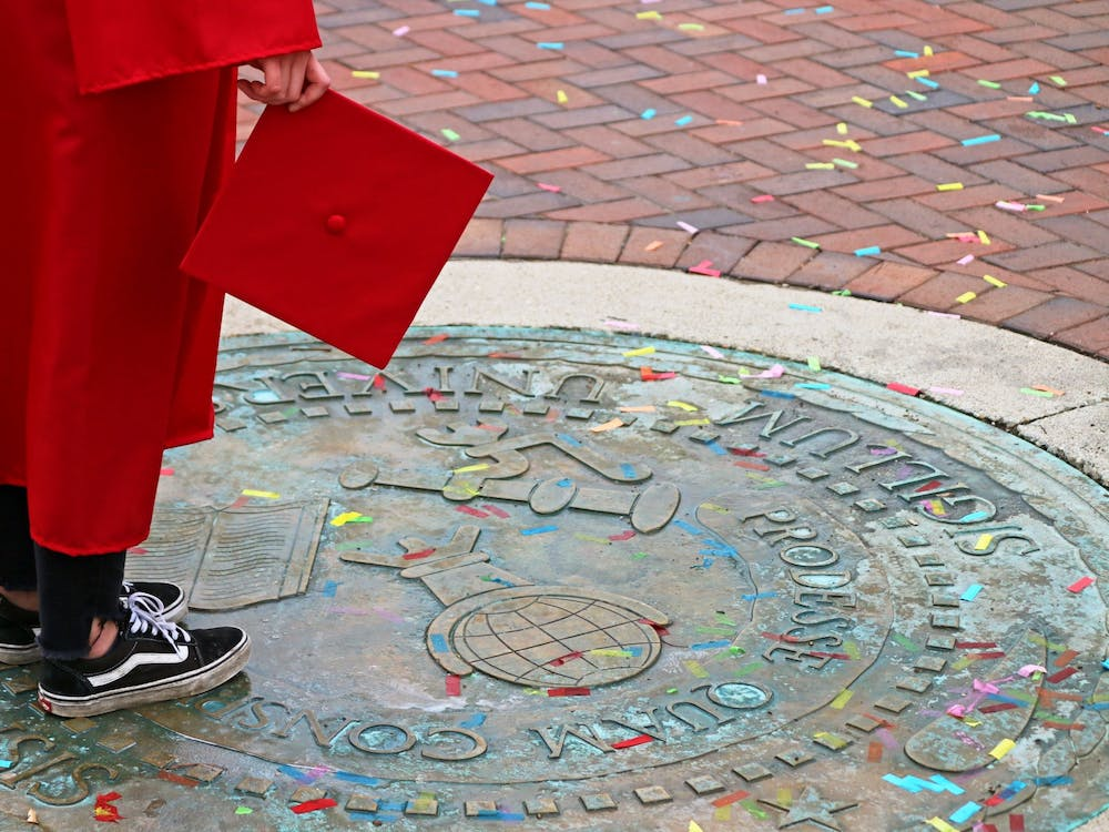 Miami has rescheduled graduation weekend for early September, but seniors are still sad that their last year at Miami has come to an anti-climactic close.