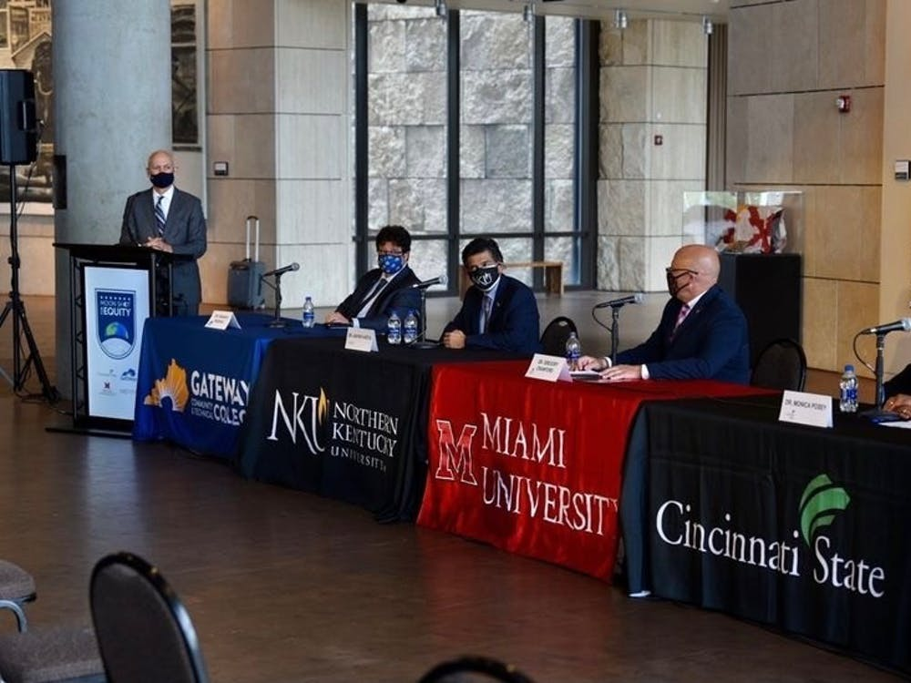 Miami is partnering with other universities in the area to take steps toward equity in higher education.