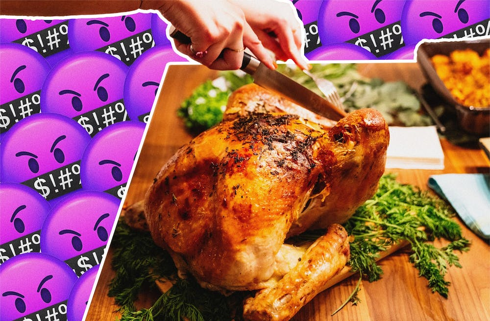 <p>At Thanksgiving, the dinner table can easily become a battlefield. But by keeping a few things in mind, it doesn&#x27;t have to.</p>