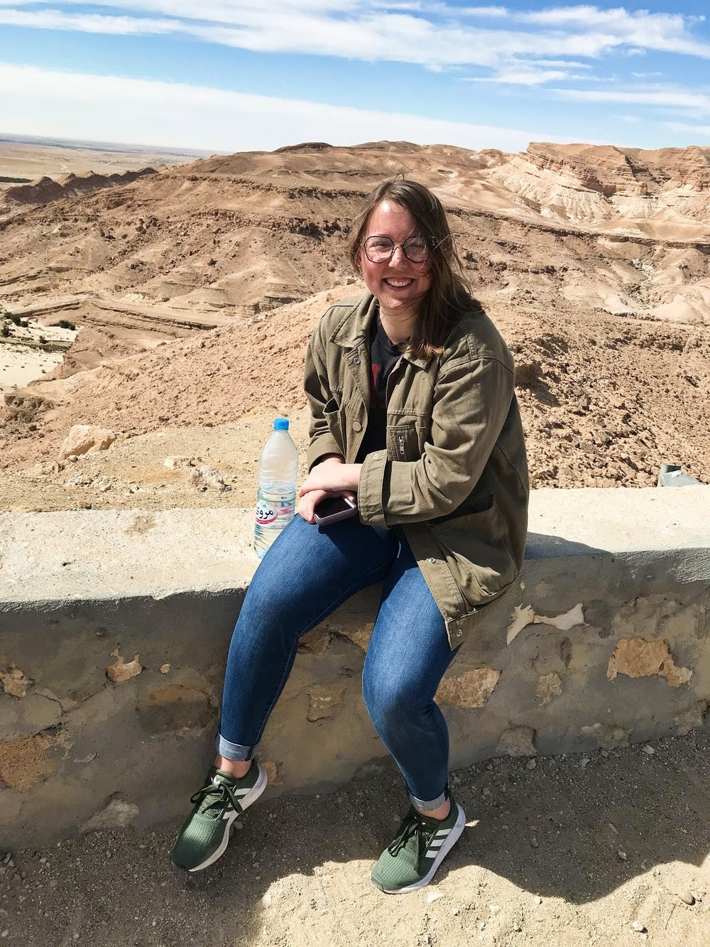 <p>Elyse Legeay is completing an online independent study in place of an internship now that her study abroad experience in Tunisia was cut short due to the novel coronavirus.</p>