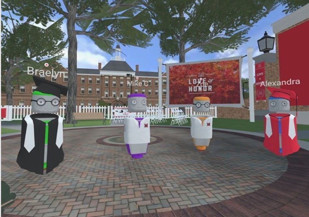 <p>Miami previews its &quot;one-of-a-kind&quot; virtual commencement experience. </p>
