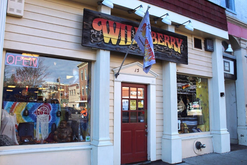 <p>For Wild Berry, the business model of making incense has made sense since 1971.</p>