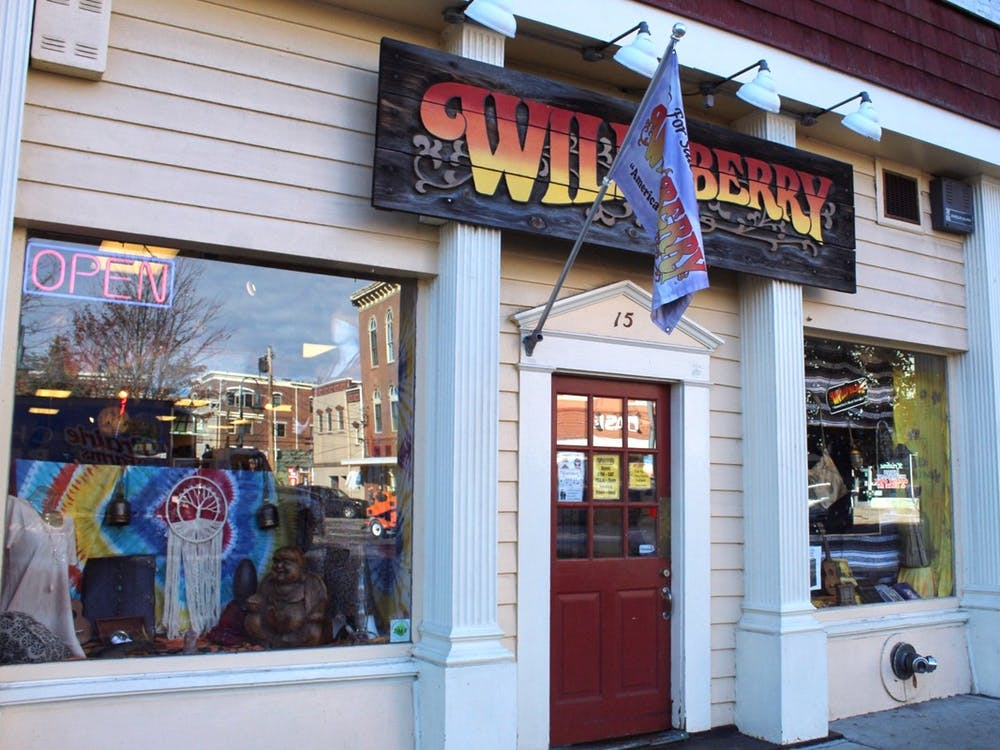 For Wild Berry, the business model of making incense has made sense since 1971.