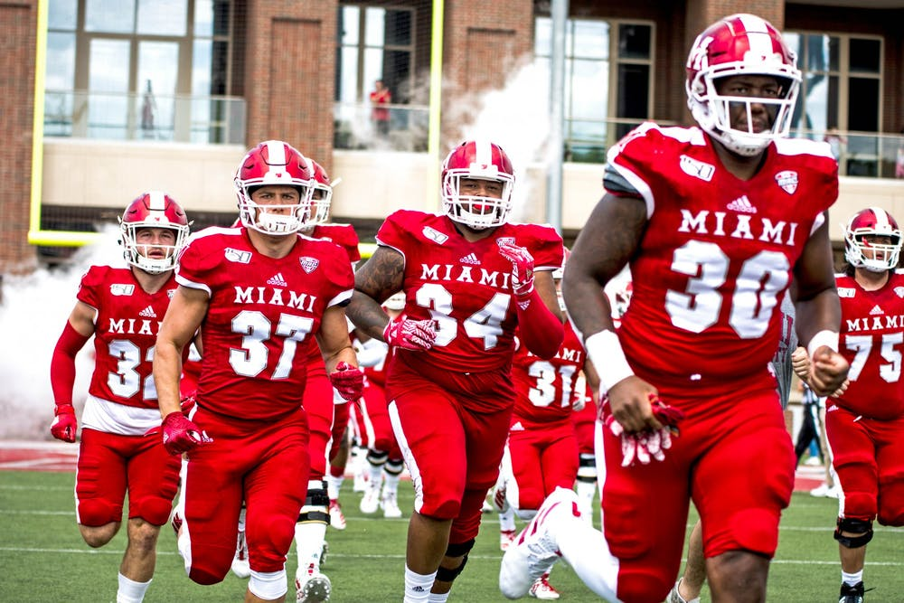 <p>Miami rides a three-game win streak into tomorrow&#x27;s contest against the Bowling Green Falcons.</p>