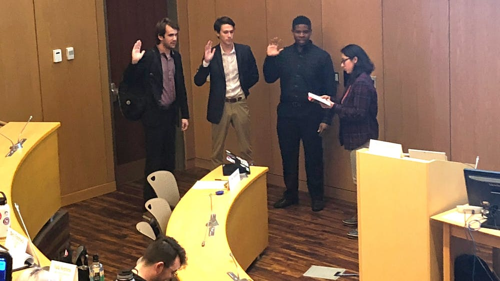 Candidates for student body president will now receive campaign help from ASG.