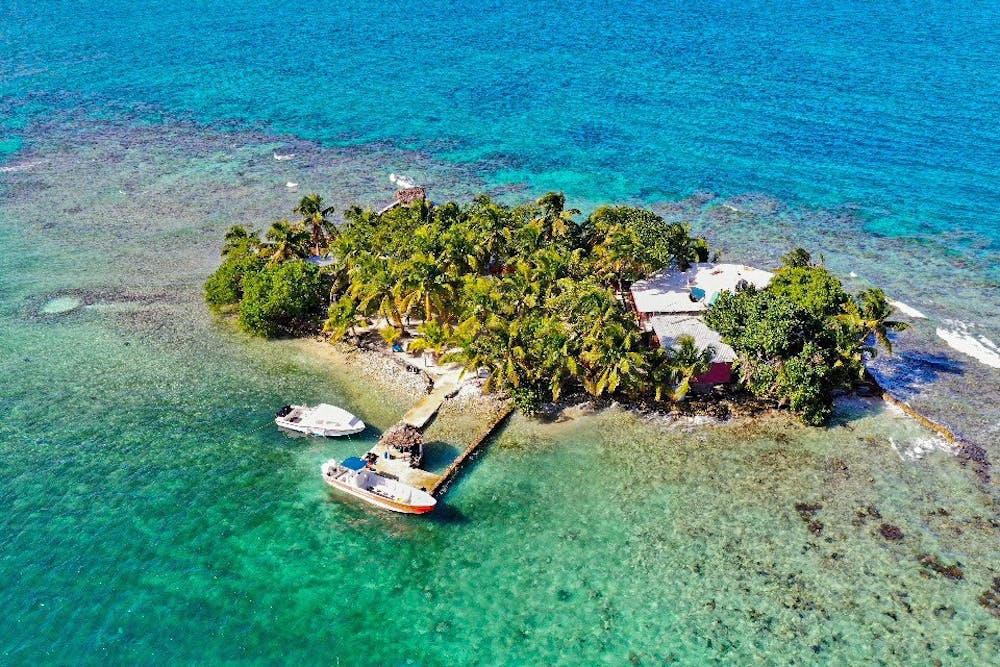 <p>The Scuba Diving and Snorkel Club took their marine conservation efforts to new depths during a trip to Caribbean. </p>