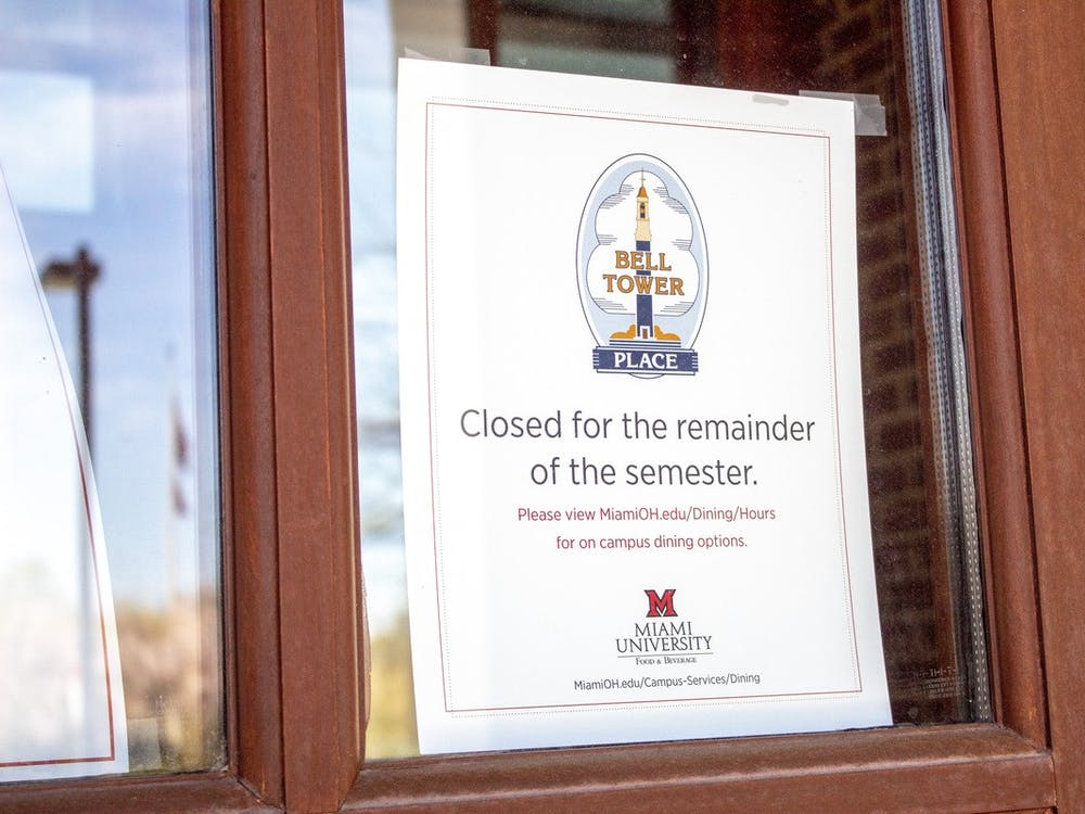 Bell Tower, which closed to students in October, will be opening again in the fall semester.