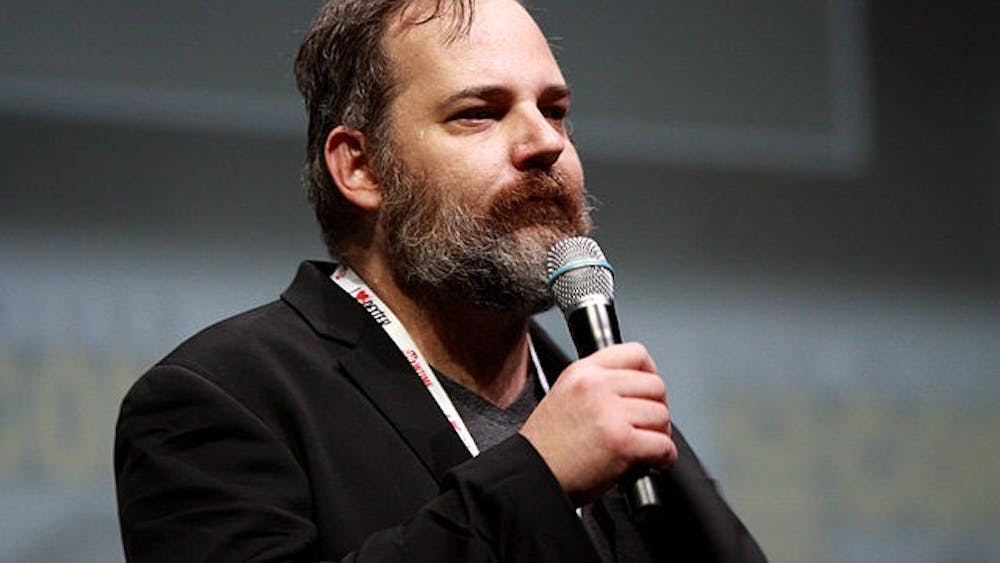 Miami University's Lecture Series announced it has canceled its event featuring Dan Harmon scheduled for Monday, April 12, amid controversy due to Harmon's past sexual misconduct.