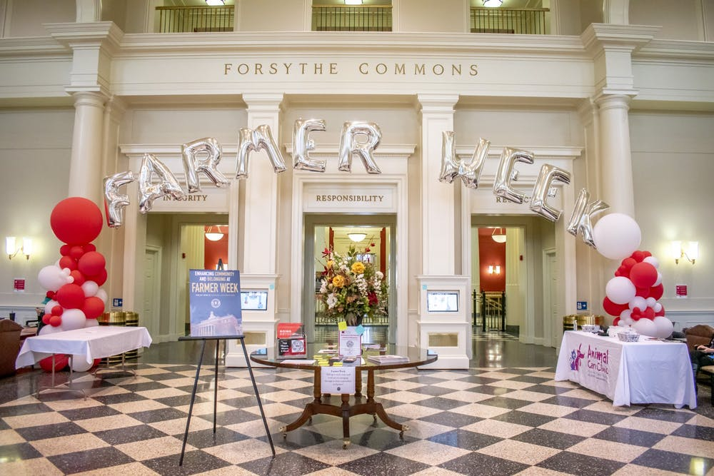 <p>The 2021 Farmer&#x27;s Week focused on community, identity, relationships and mental wellness with activities including lawn games and a farmer's market.</p>