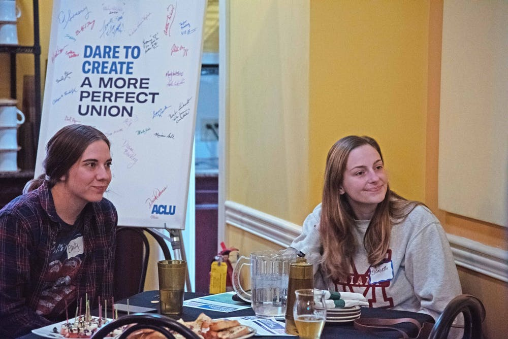 <p>The ACLU is focusing on expanding voting rights this year. </p>