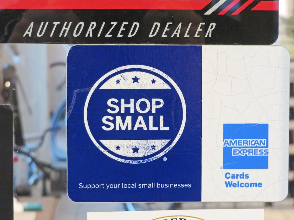 Oxford's small business enjoyed their Thanksgiving weekend patronage.