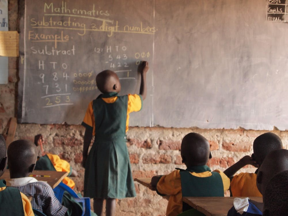 The support from the Ox-Wee club has allowed the Otwee School of Hope to go from housing 15 students to over a thousand.