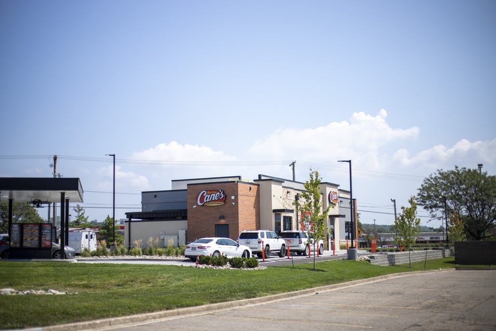 <p>A new Raising Cane&#x27;s recently opened in Hamilton, but many Miami students wish it was closer to campus.</p>