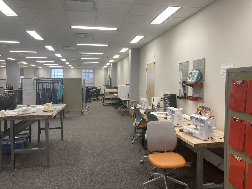 The Makerspace, located on the third floor of King Library, is a hub for all things creativity.