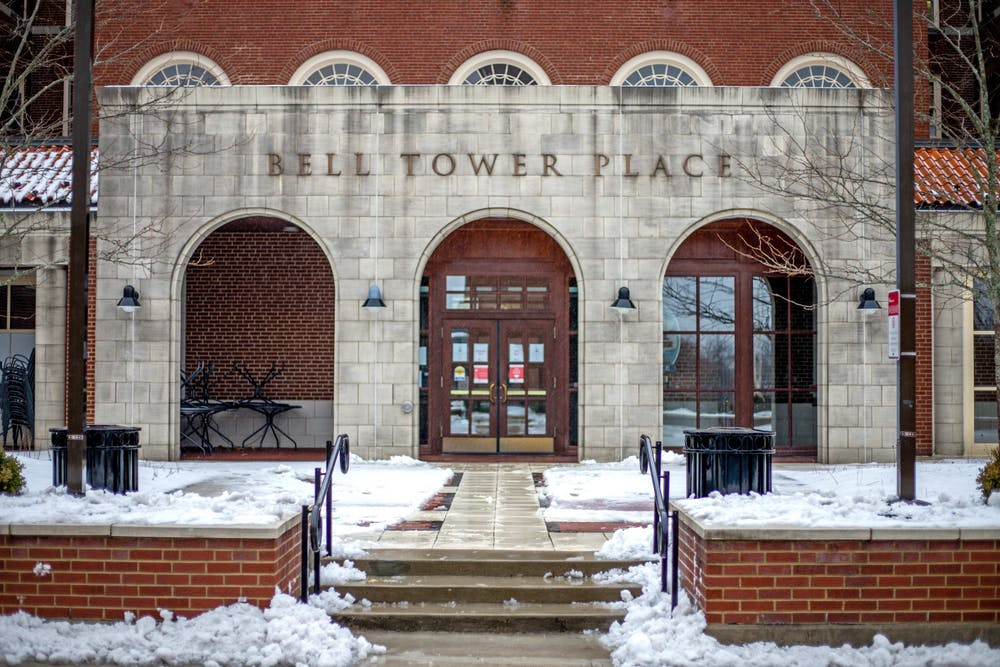 <p>Low staffing has forced several dining facilities, such as Bell Tower and several restaurants in Armstrong, to remain closed this semester.</p>