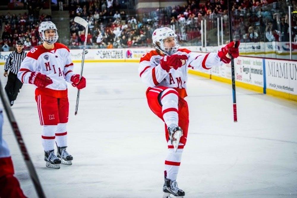 D4916, hockey vs western michigan university