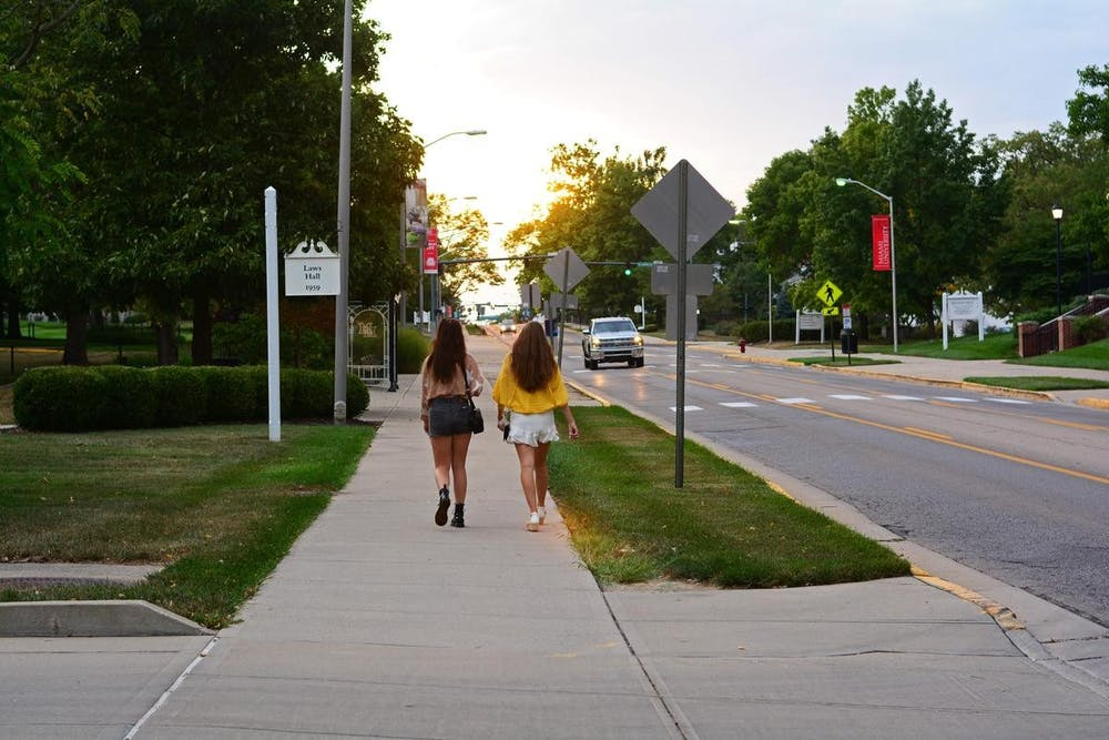 <p>Some first-year students think the careless actions of upperclassmen living in Oxford will jeopardize the stability of in-person classes this semester.</p>