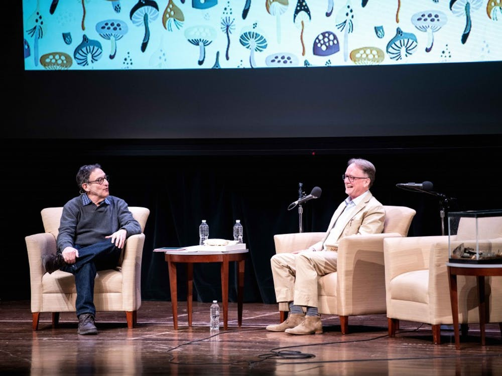 Ira Flatow chats with Miami professor and mycologist Nicholas Money.