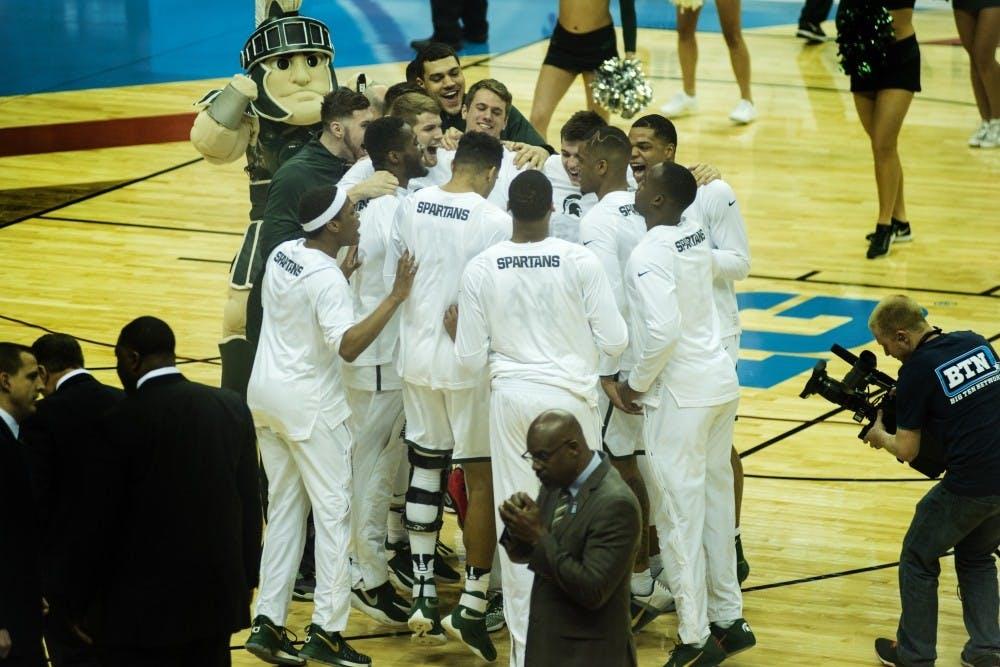 MSU men's basketball vs. Penn State