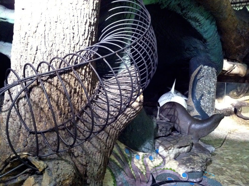 <p>The City Museum in St. Louis was a magical place where one&#8217;s imagination couldn&#8217;t help but to run wild. From the 10-story slide to the cavernous tunnel, it was quite an experience.</p>