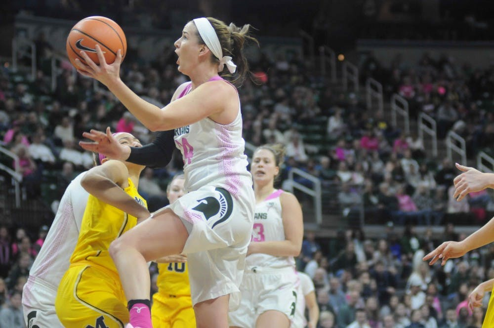 Injuries and schedule cause of recent women's basketball