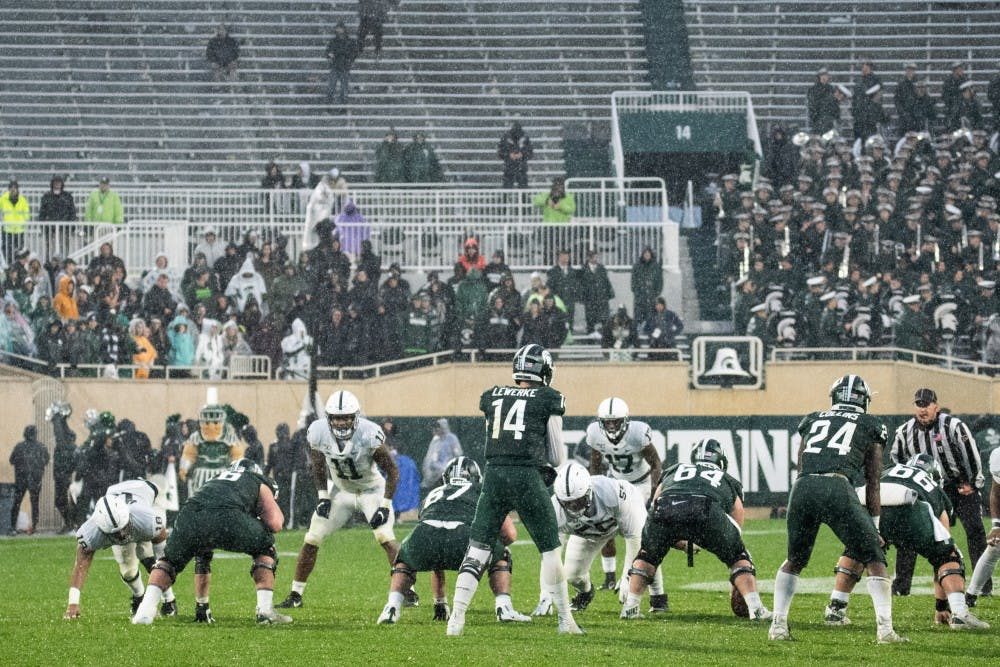Michigan State Bowl Game Possibilities The Unlikely