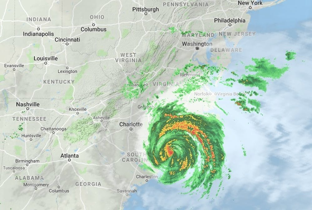 Msu Alumni Prep For Hurricane Florence As Storm Makes Landfall The
