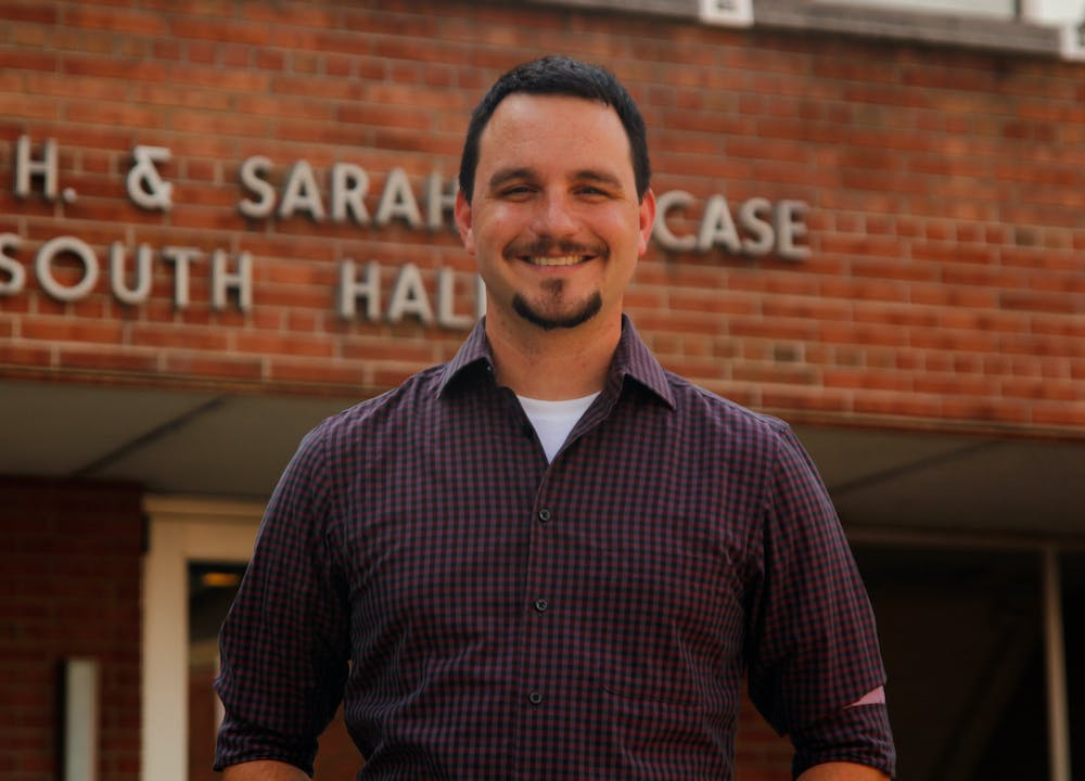 East Lansing City Council Candidate Adam DeLay