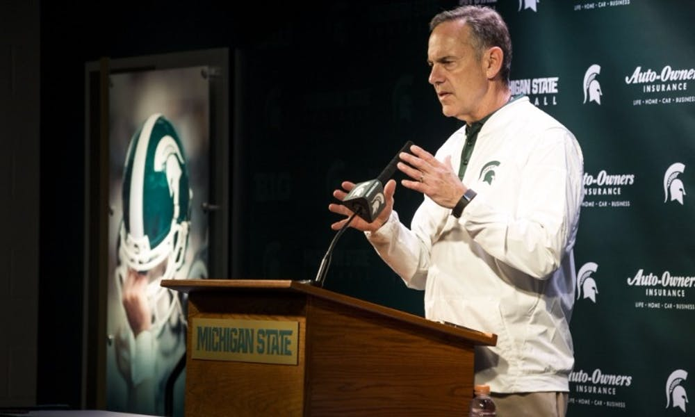 dantonio green and white game
