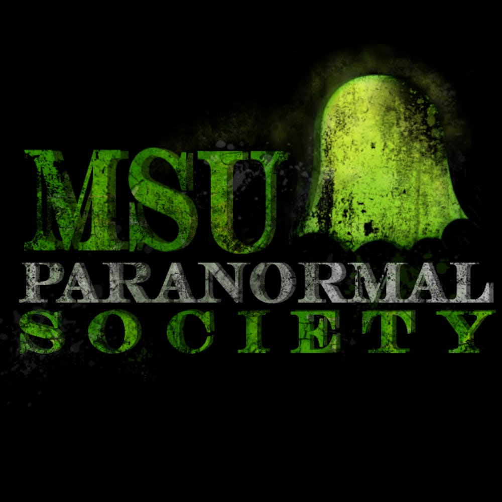 <p>Michigan State University&#x27;s Paranormal Society logo provided by the group. </p>