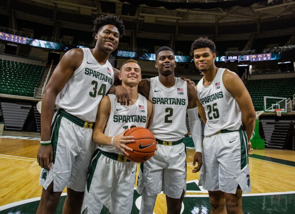 MSU Basketball Media Day: 10/15/19