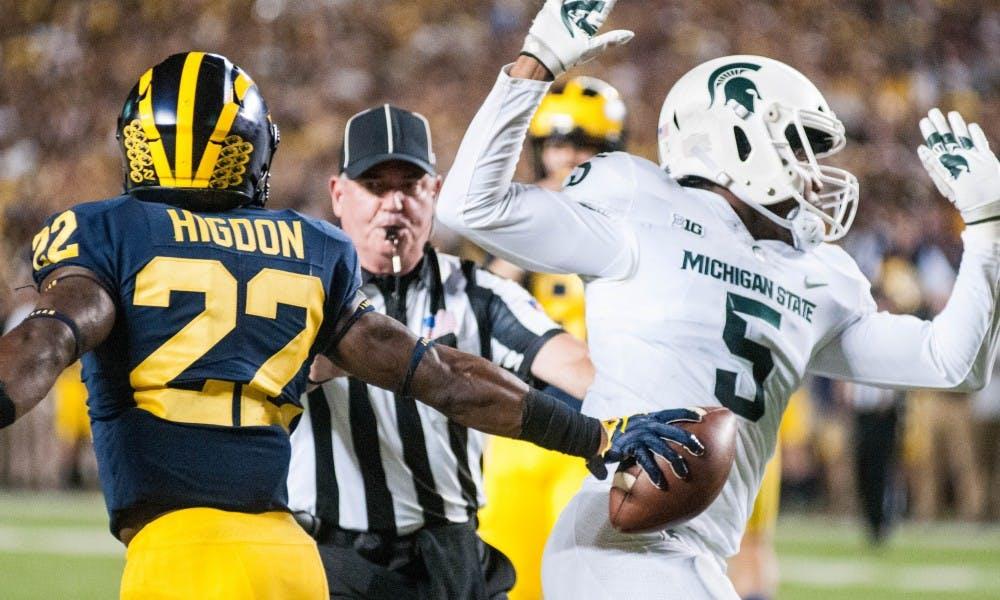 90b0badbf39 Know Thy Enemy: Michigan quarterback Shea Patterson making strides - The  State News