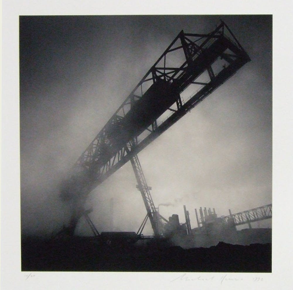 The Rouge, Study #1 by Michael Kenna Provided by Dr. Katie Greulich