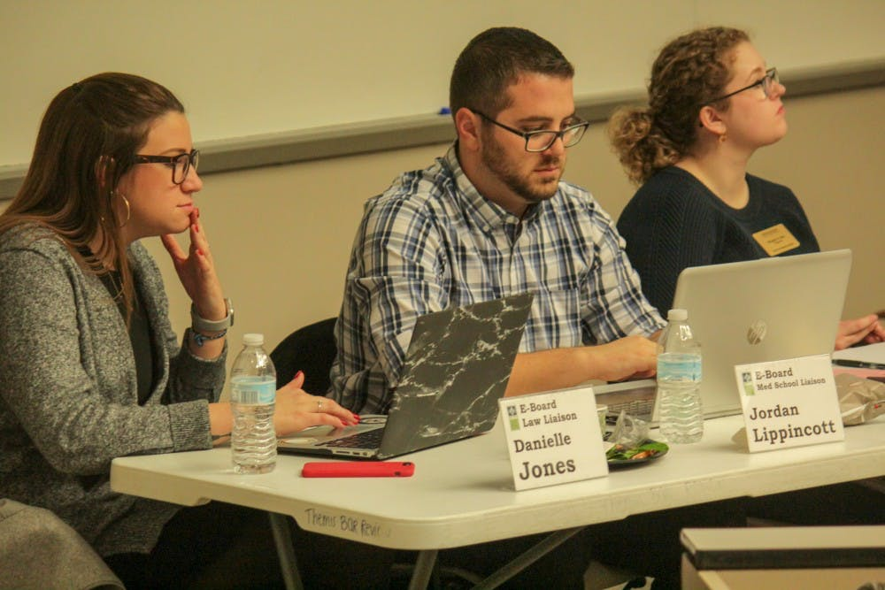 Takeaways from Council of Graduate Students' final meeting of semester