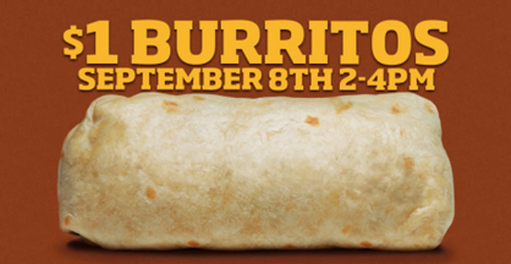 <p>Courtesy of Pancheros Mexican Grill.</p>