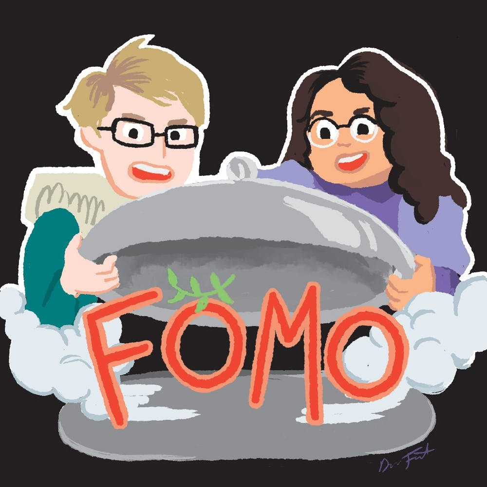 The Dinner Table podcast: FOMO