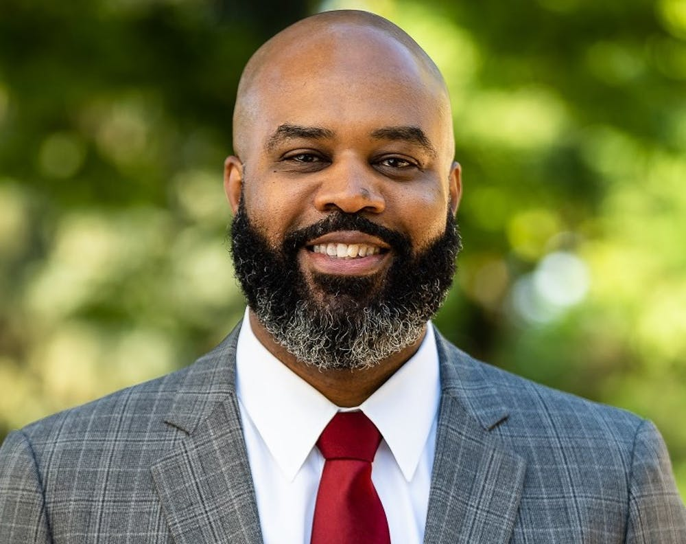 Marlon C. Lynch will serve as the chief of the Michigan State University Police Department (MSUPD) and as vice president for public safety.   Photo Courtesy of MSU Communications