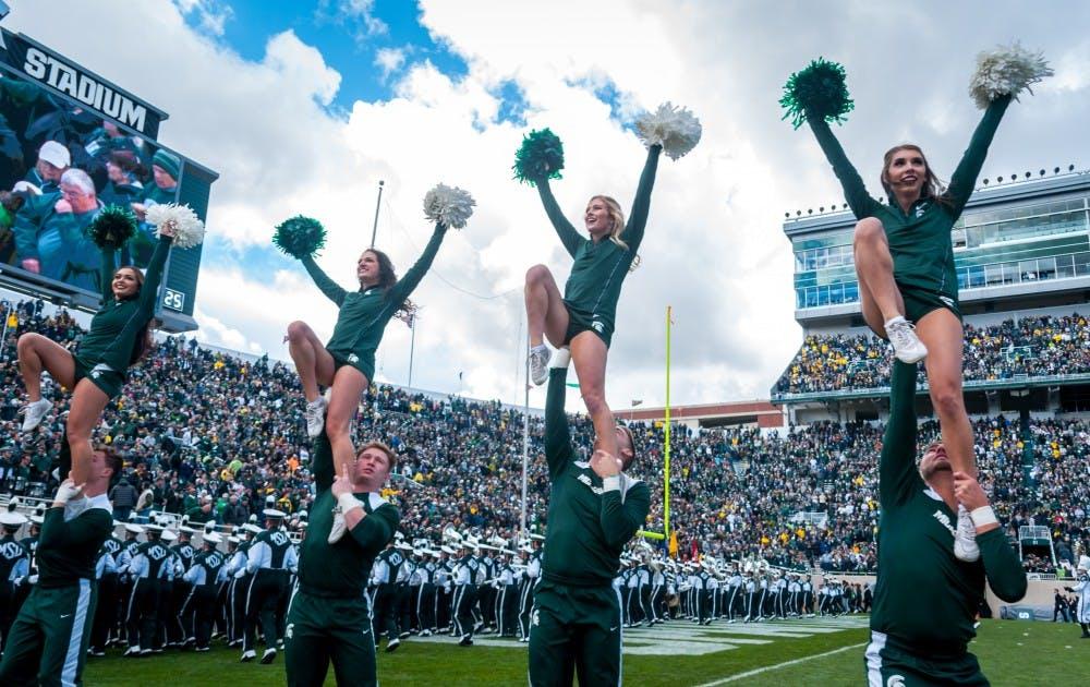 FINAL: No. 24 Michigan State football falls to in-state rival Michigan 21-7