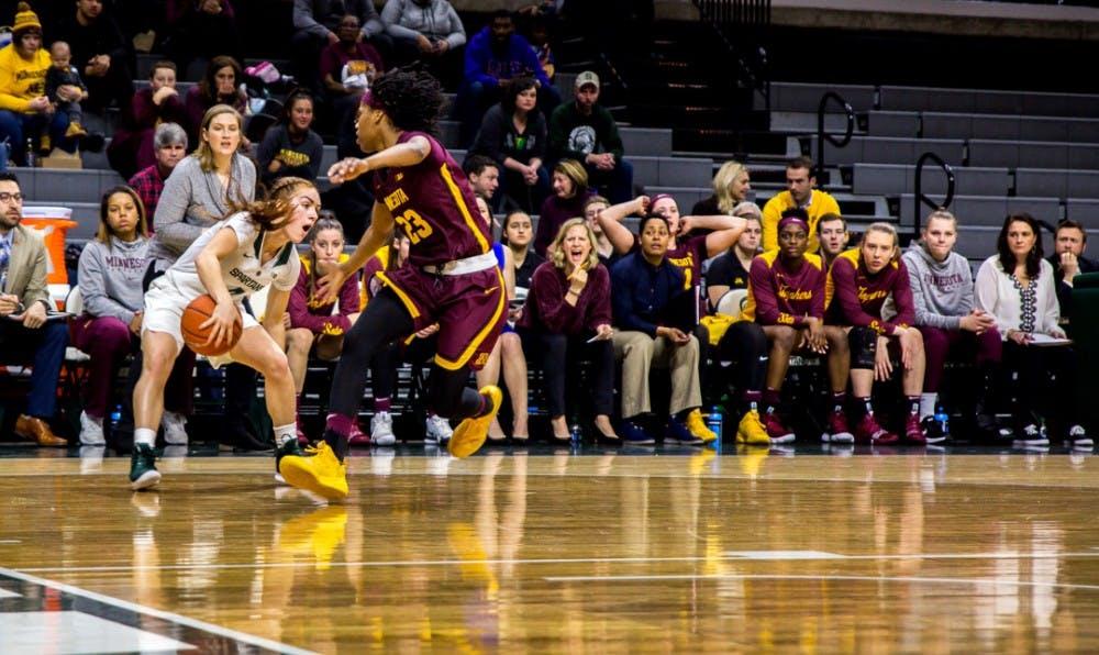 Women's Basketball vs. Minnesota 1/9/19