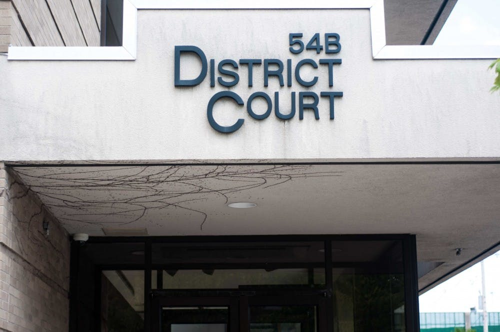 The 54B District Court on July 3, 2018.