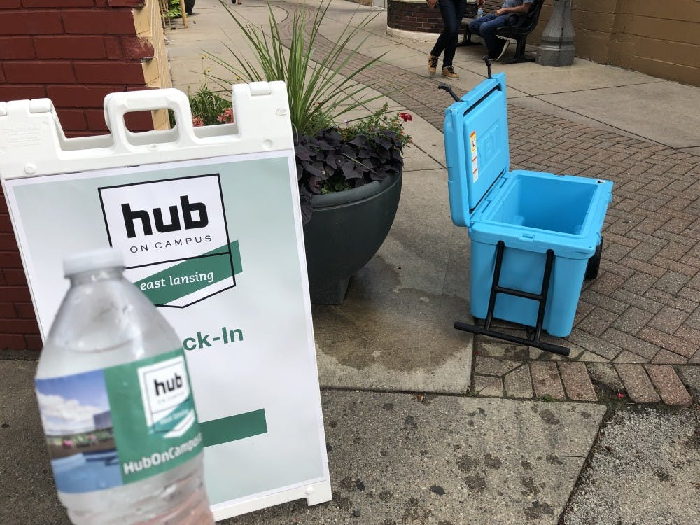 The Hub On Campus experiences delays on move-in day