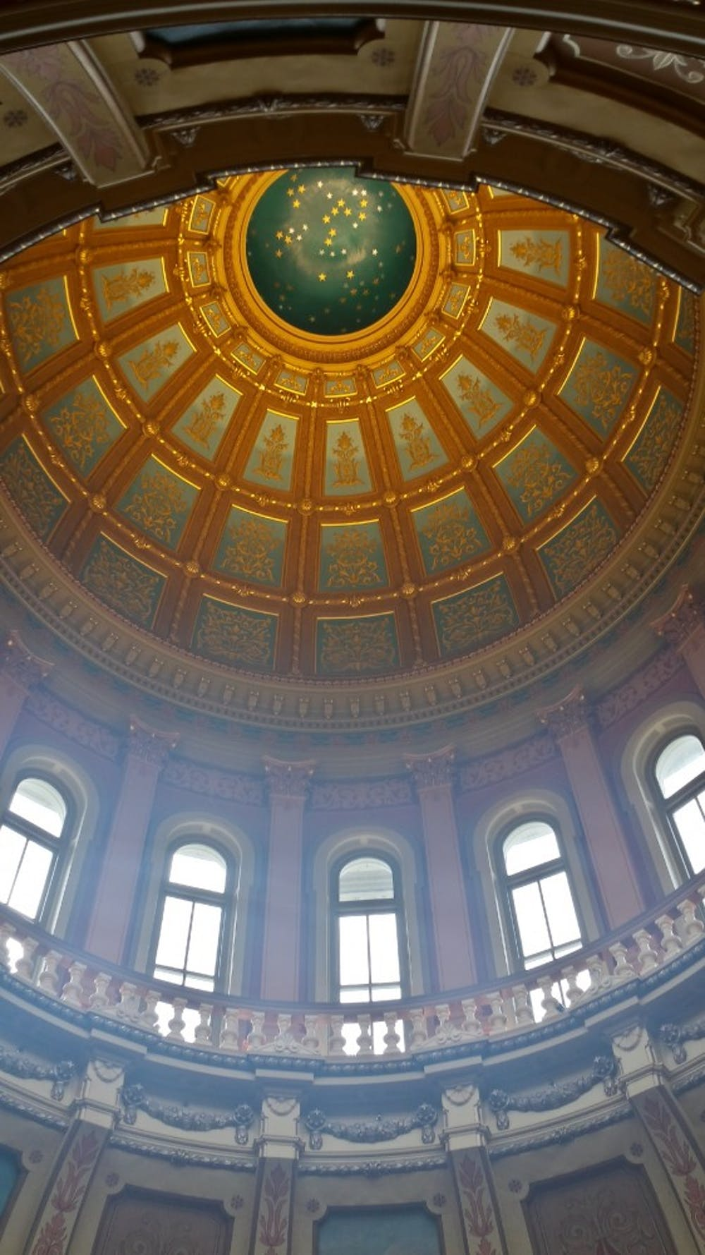 <p>The Capitol dome on Aug. 22, 2014.&nbsp;</p>