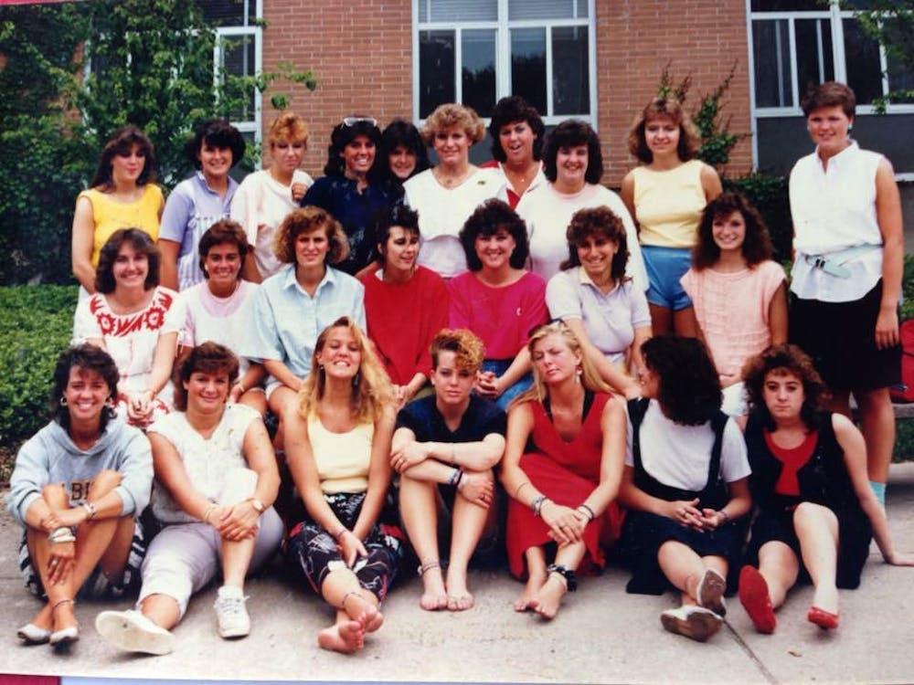 1-akers-spring-1986-freshman-year