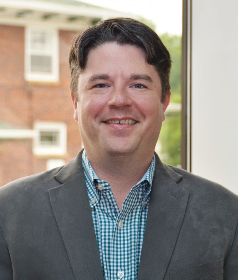 Tom Fehrenbach, the city's new planning, building & development department director | COURTESY OF CITY OF EAST LANSING