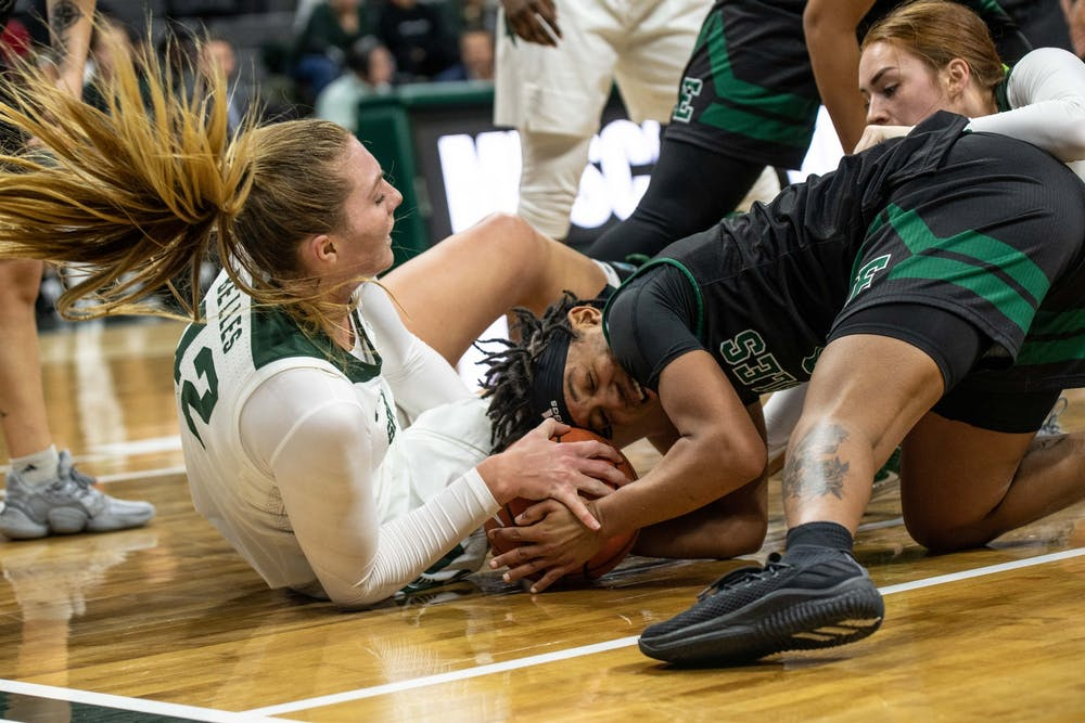 Women's basketball vs. Eastern Michigan: Nov. 5, 2019