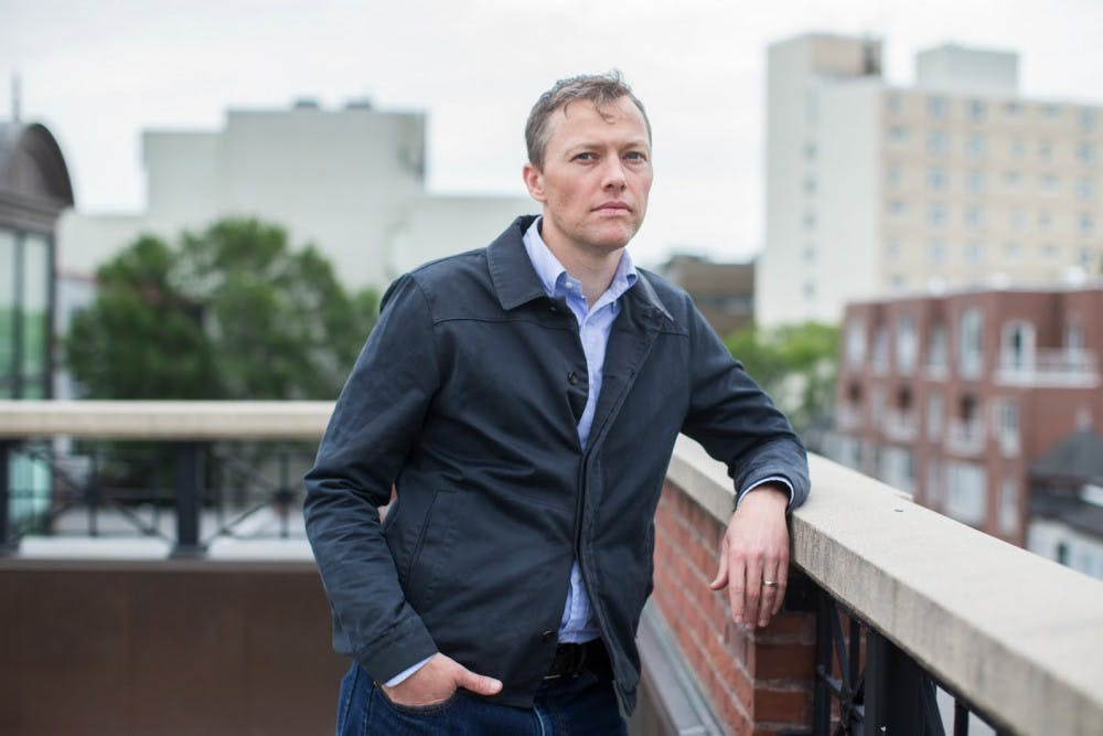 "Matthew Desmond is the author of ""Evicted: Poverty and Profit in the American City."" Photo courtesy of the MacArthur Foundation."