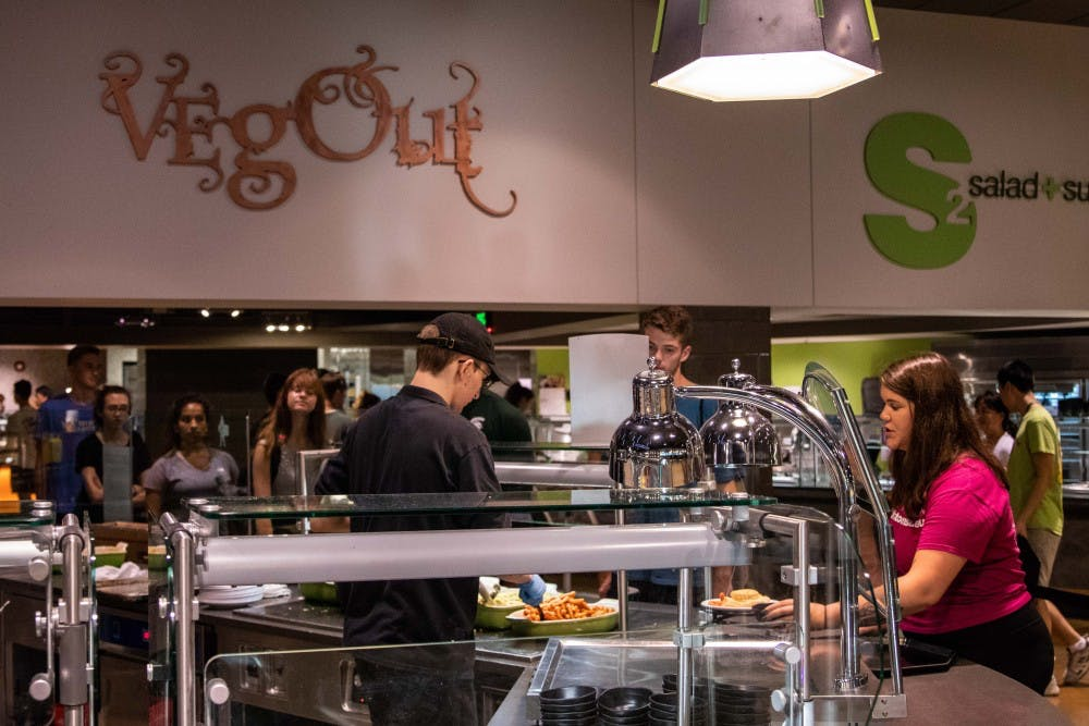 Students with alternative diets talk pros and cons of campus