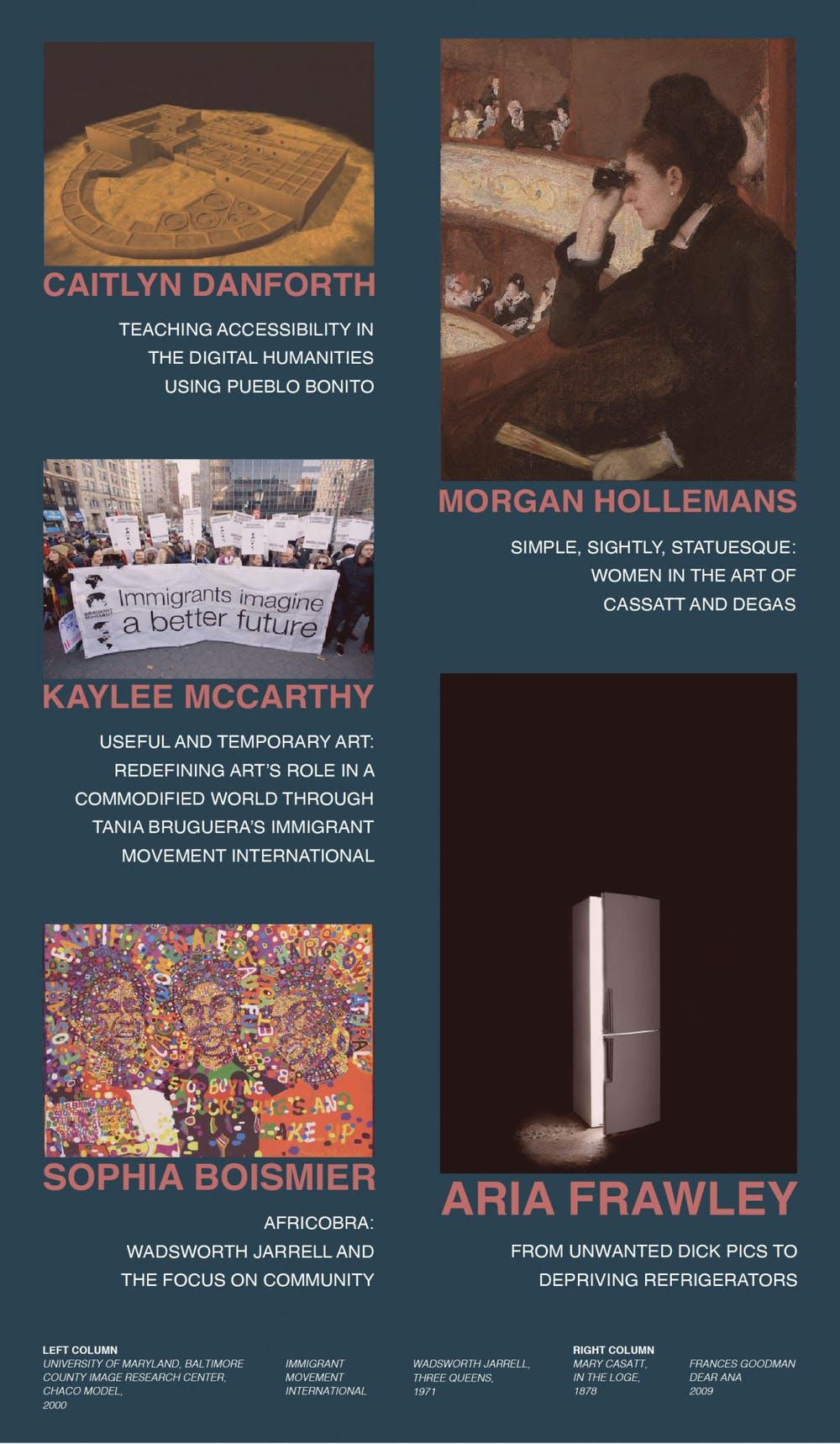 <p>Event flyer from the 2020 Art History and Visual Culture Undergrad Symposium on Nov. 20, 2020.<br/><br/> </p>
